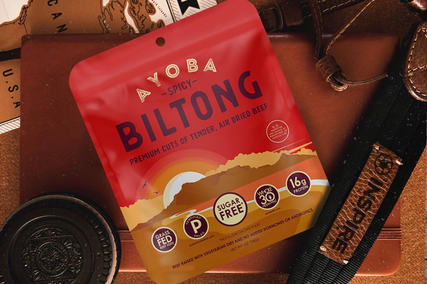 Reminder Father S Day Is Sunday June 21st The Way To Dad S Heart Is Through His Stomach Give Him The Gift That The Today Show In 2020 Meat Snacks Biltong Best Meat