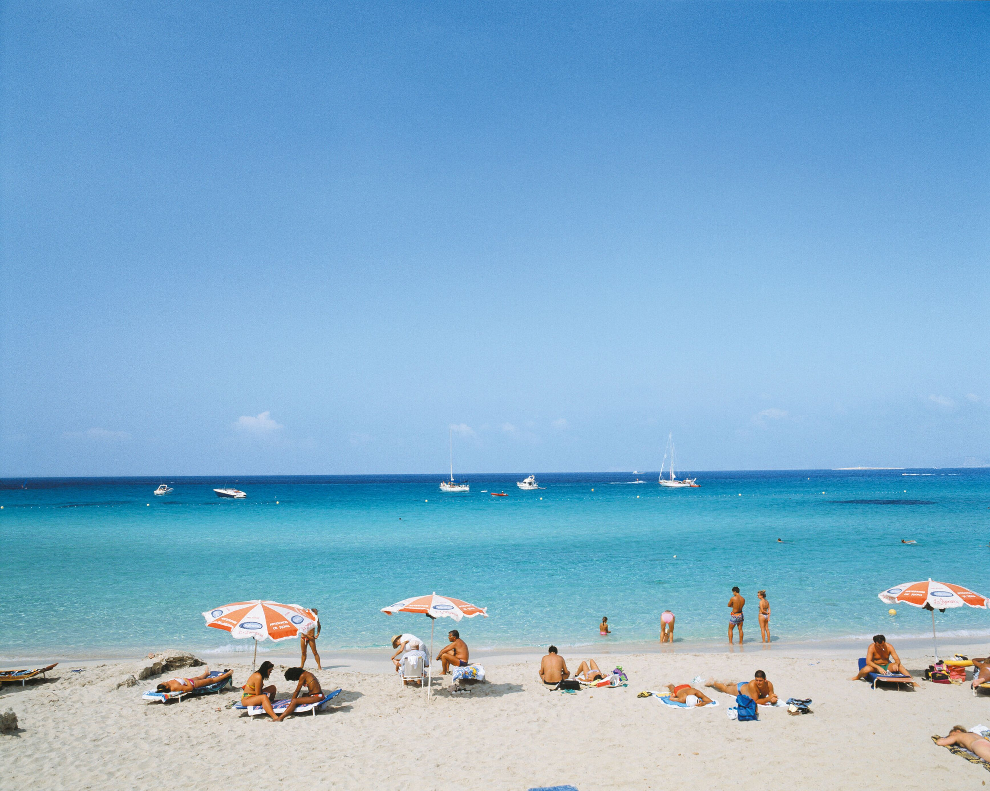 Formentera Beach Paisajes, Playa, Caribe