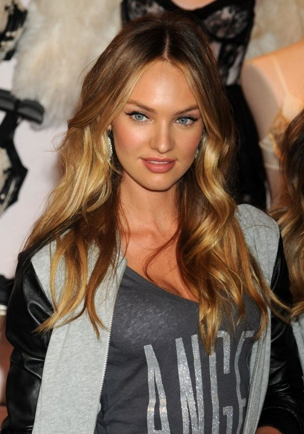 candice swanepoel hair - Google Search