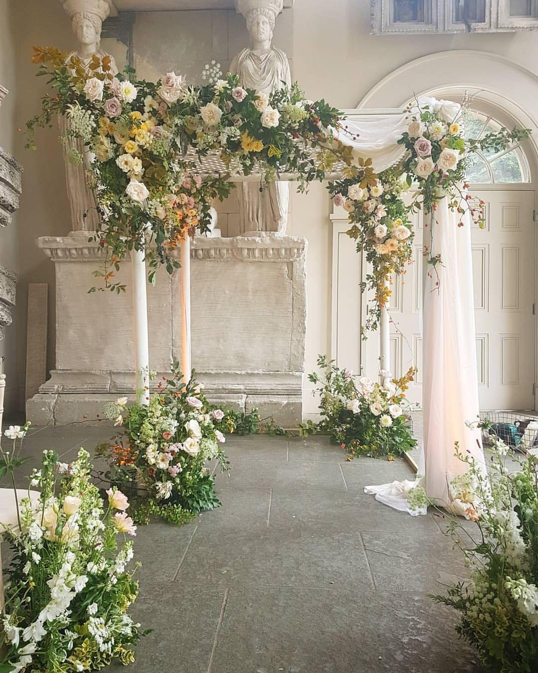 Indoor Wedding Ceremony Brampton: Pin By Amy Buettner Bertier On Alter Decor In 2019