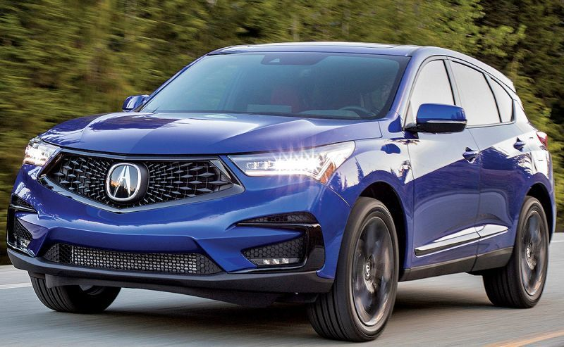 2020 Acura Mdx First Look Specs Price