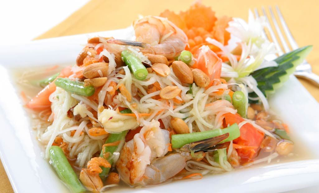 Top 8 dishes in Thailand For Your Beloved Foodie Dad
