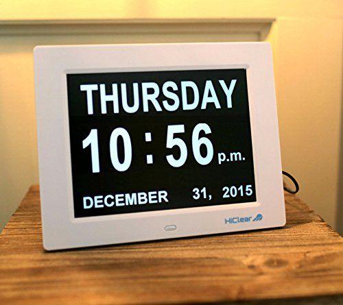 Dementia Alzheimer S Memory Loss Digital Calendar Day