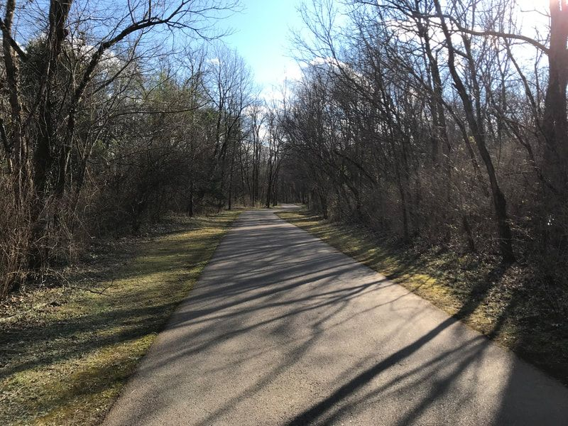 Brentwood parks trail system williamson county tn paths