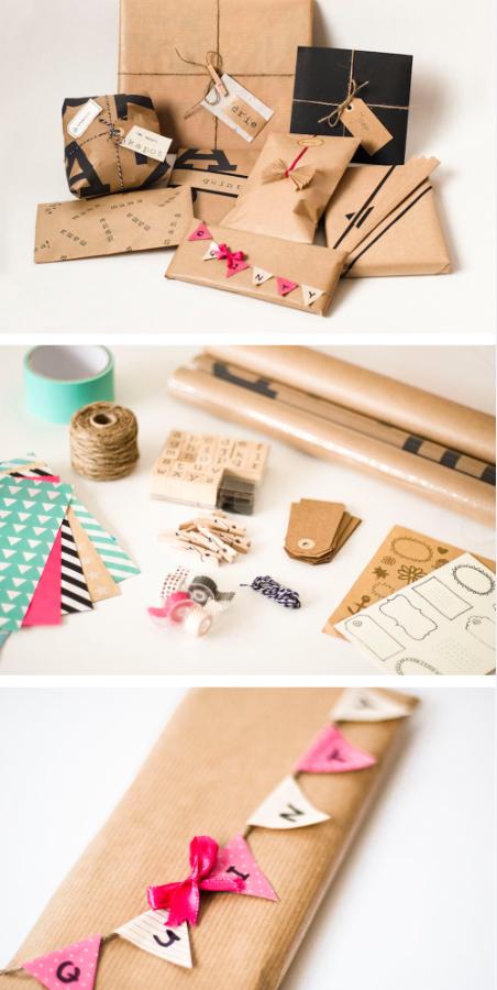 Geschenke Presents Verpacken Einpacken Deco Baby Geschenke