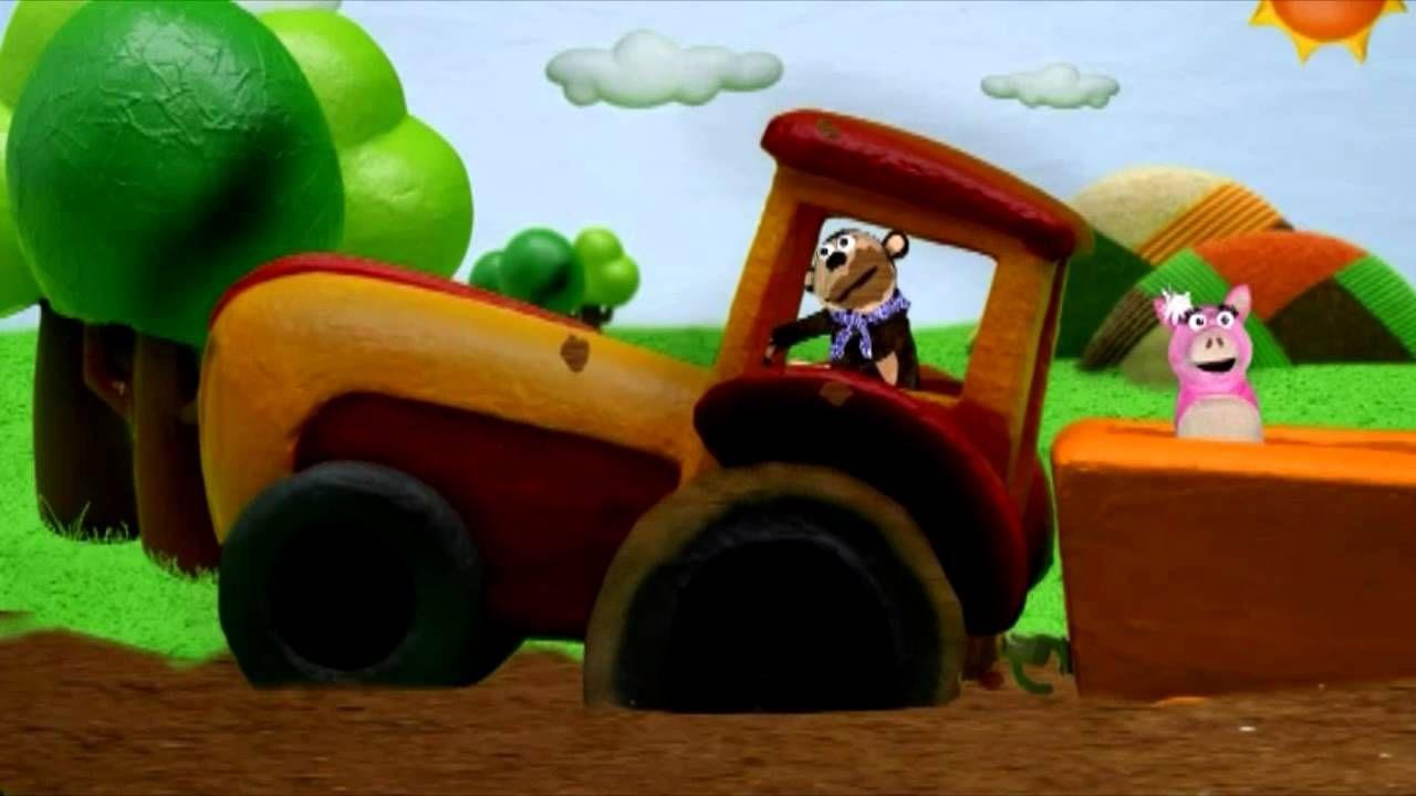Descubriendo Los Transportes El Mono Bubba Spanish Songs  # Bubba Muebles Infantiles