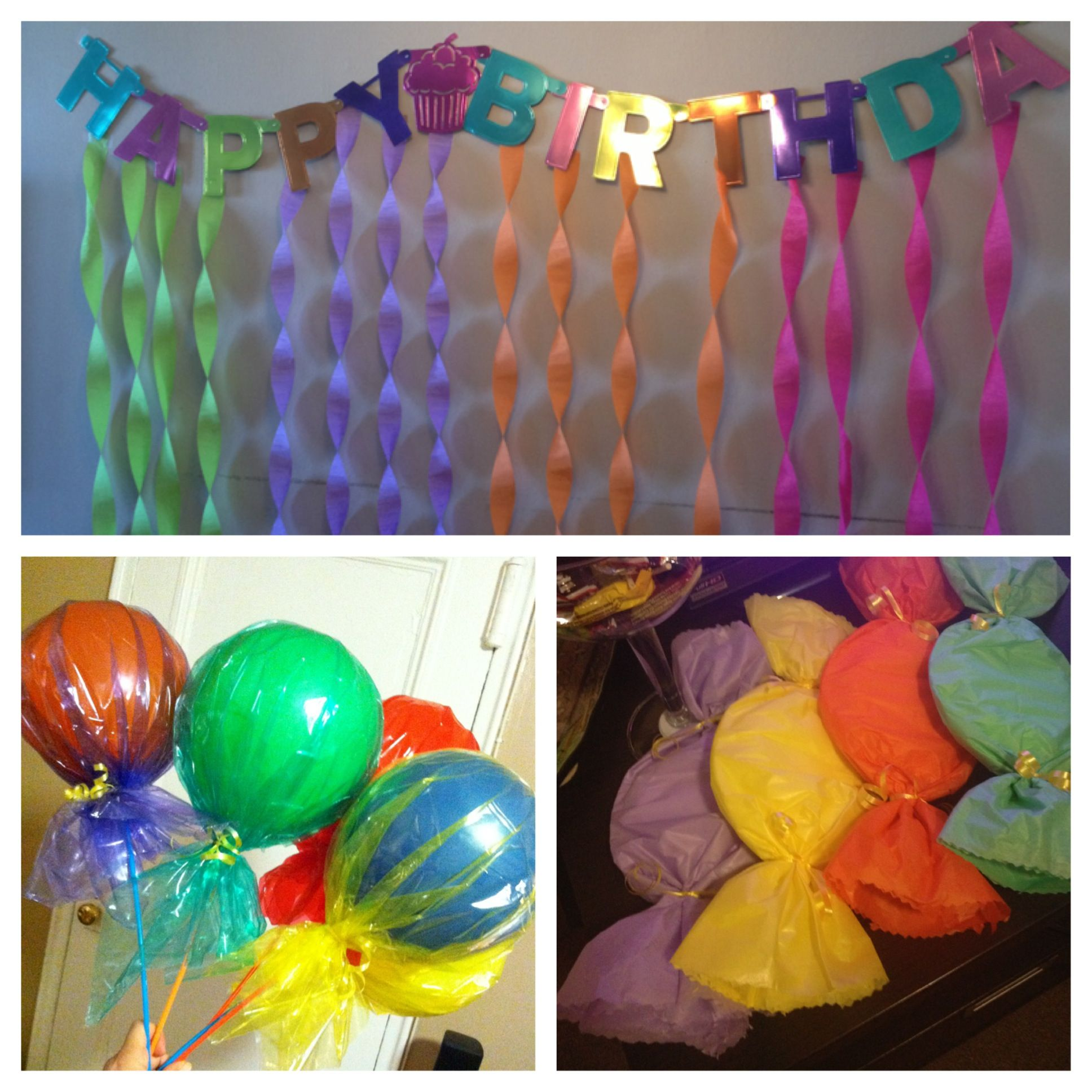 Candy Decorations Candy Decorations Beach Balls Color Wrap Or Balloons Clear Wrap
