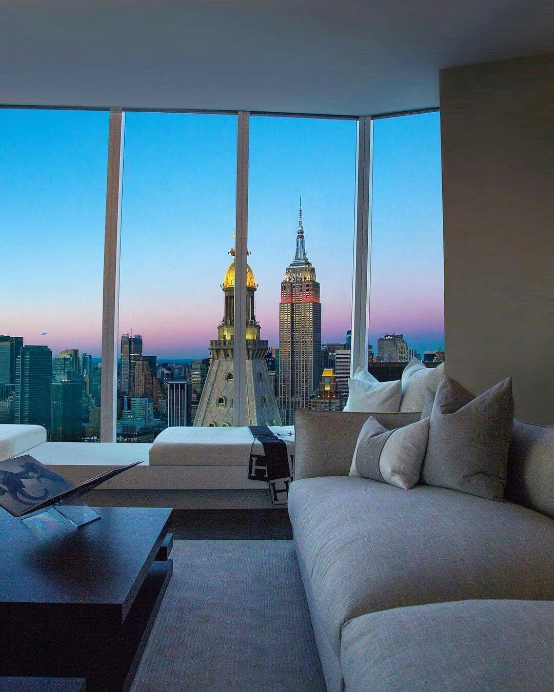 The Square Apartments: The View From Inside An Apartment In Madison Square Park Tower