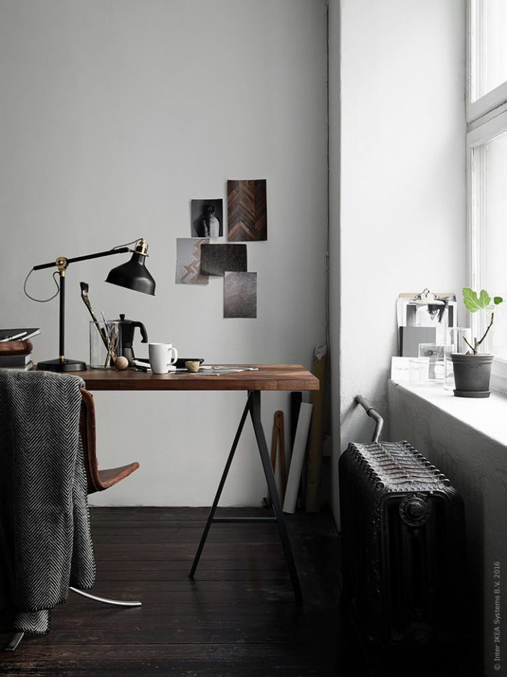 The best home office decor inspirations for your industrial interior design be inspired vintageindustrialstyle vintage style also rh in pinterest