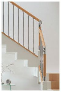 Best Fusion Handrail System With Images Stairs Design 640 x 480