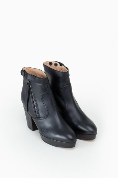 2a94704d45af Acne Studios Track Boot (Black)   hers   Shoes, Shoe boots, Boots