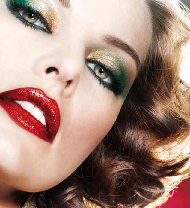 25 Best Green Smokey Eye Make Up Ideas Looks Pictures With