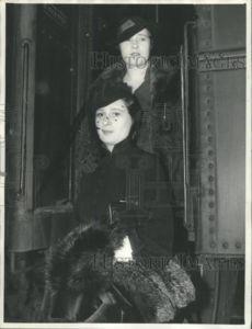1935 Press Photo Constance Gloria Morgan Vanderbilt