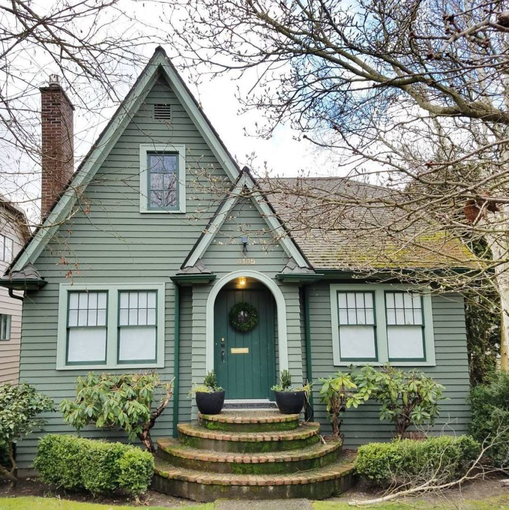 Boost Your Curb Appeal With A Bungalow Look: Boost Your Home's Curb Appeal With These 23 Exterior Paint