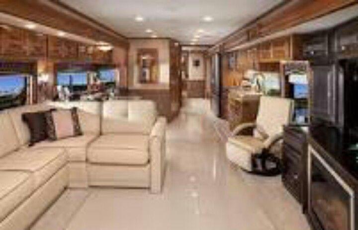 Motorhome Idea Motorhome Interior Luxury Rv Luxury Motorhomes