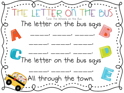 Great ideas for songs in the classroom