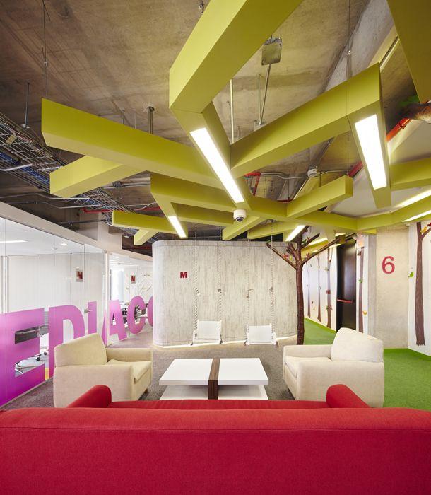 OFICINAS GROUP M | Mirador | Pinterest | Oficinas, Oficinas modernas ...