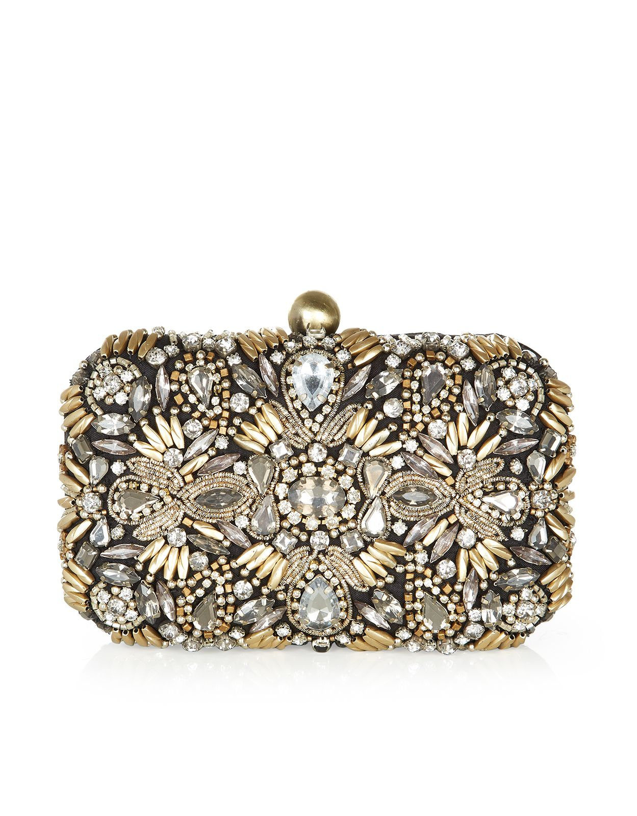Lexi Hardcase Clutch Bag | Multi | Accessorize | The bride ...