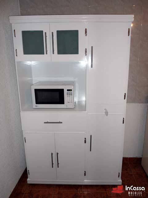 Medidas fondo muebles cocina