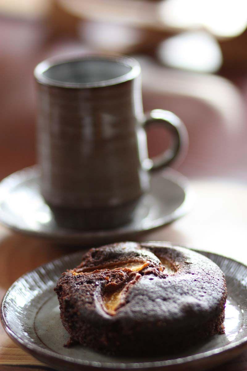Vegan Coffee Chocolate Cake