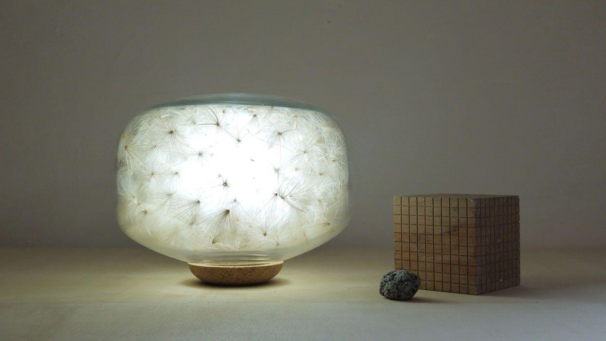 Lustik Lampes Pappus Les Concasseurs Artists On Home Decor Decor Design