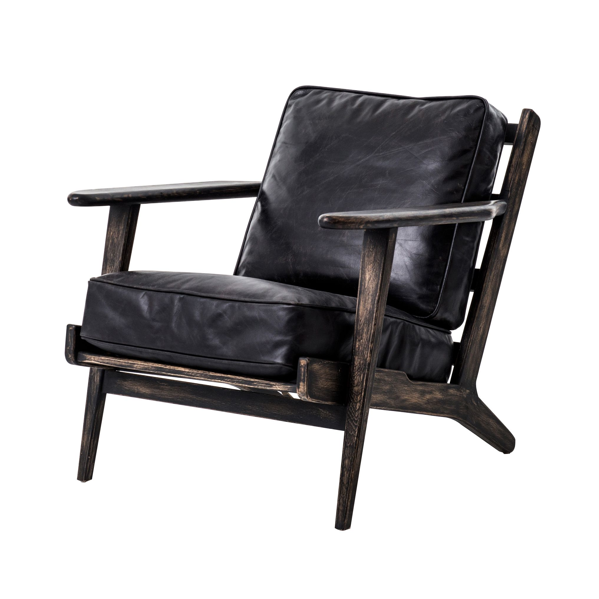Hip Furniture   BROOKS LOUNGE CHAIR   Our Take On The Classic Adirondack  Emphasizes Comfort With