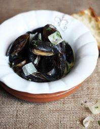 Mussels Manhattan
