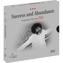 Success and Abundance    This 4 DVD pack contains the following:    1.    Your Future Begins Today.    2.    Dinacharya.    3.    Holistic Abundance.    4.    Beliefs - They either make you or break you.       5.    Complimentary DVD on Birth of infinitheism.        6.    Complimentary Celestial Music CD – 'Alone with you'.