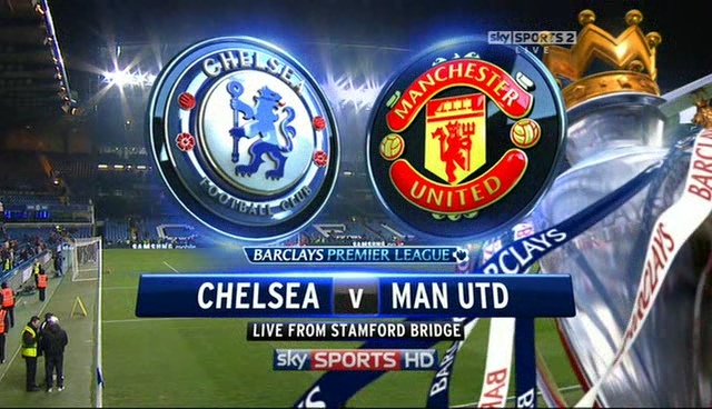 Live Stream Chelsea Vs Manchester United The Unit Manchester United Stamford Bridge