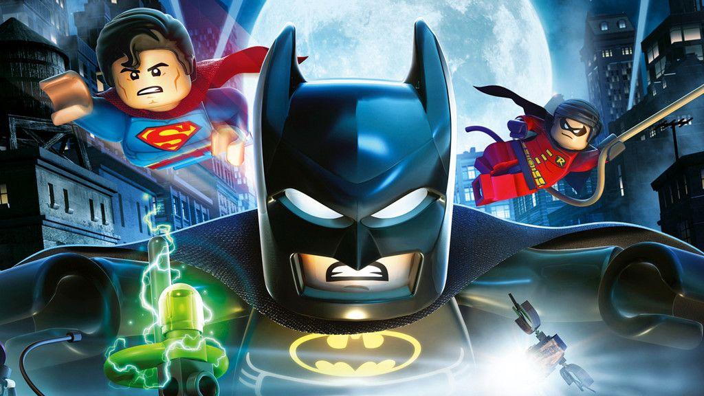 The Lego Batman Superman And Robin Wallpaper Batman Superhero