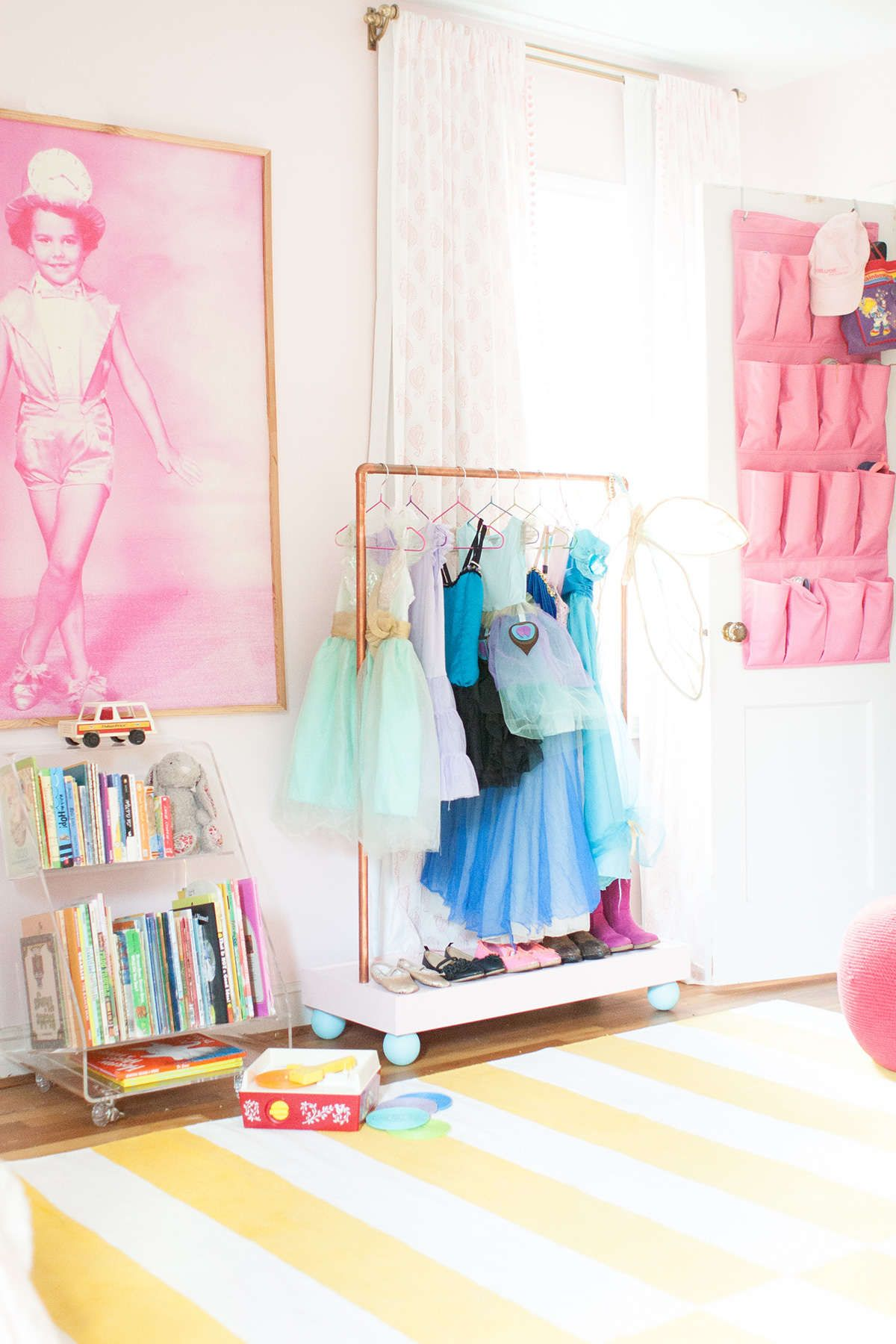 DIY Clothes Rack | Kids clothing, Diy dress and Hero costumes