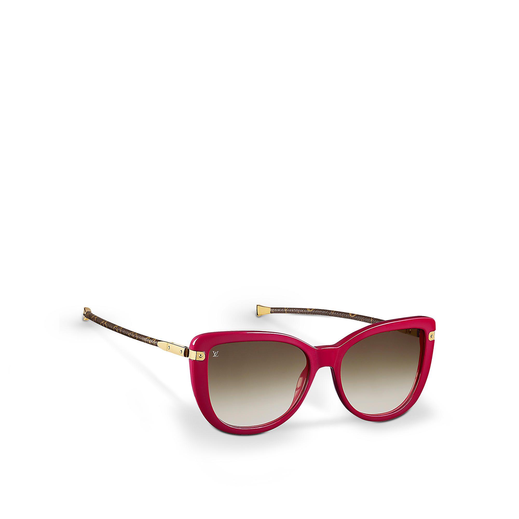 a753b1ad9c Five Reasons To Wear Louis Vuitton Sunglasses This Summer - Pursuitist.  Discover Louis Vuitton Charlotte via Louis Vuitton