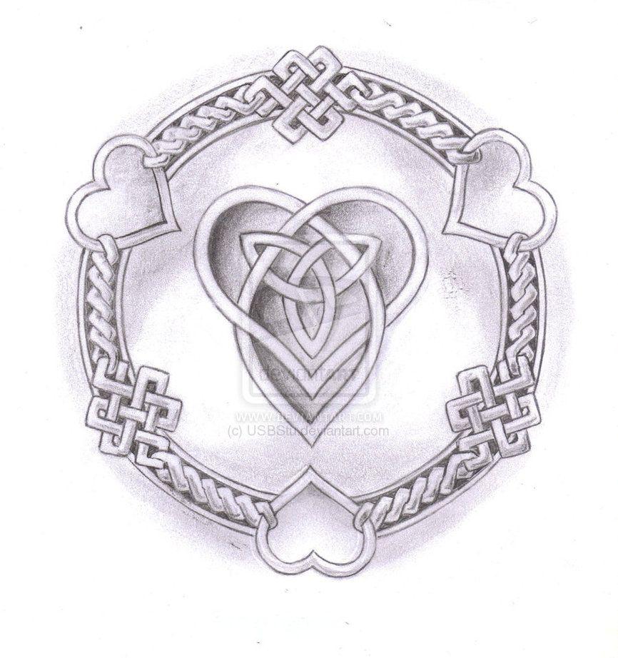 Celtic symbol for son tattoo celtic mother tattoo ideas for Celtic mother son tattoo