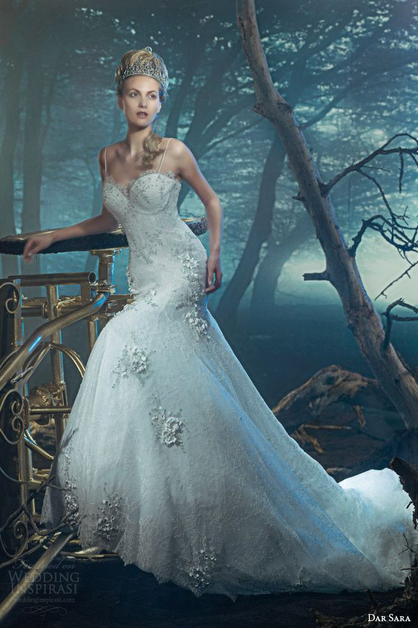 Dar Sara Wedding Dresses 2014 — Vienna Bridal Collection   Wedding ...