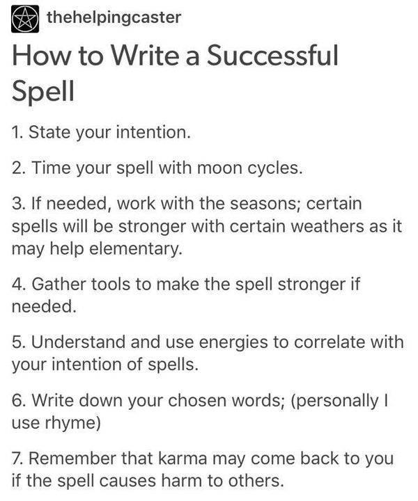 Witchy Tips & More: For Baby Witches & Broom Closet Dwellers - Baby Witches pt.II #modernwitch
