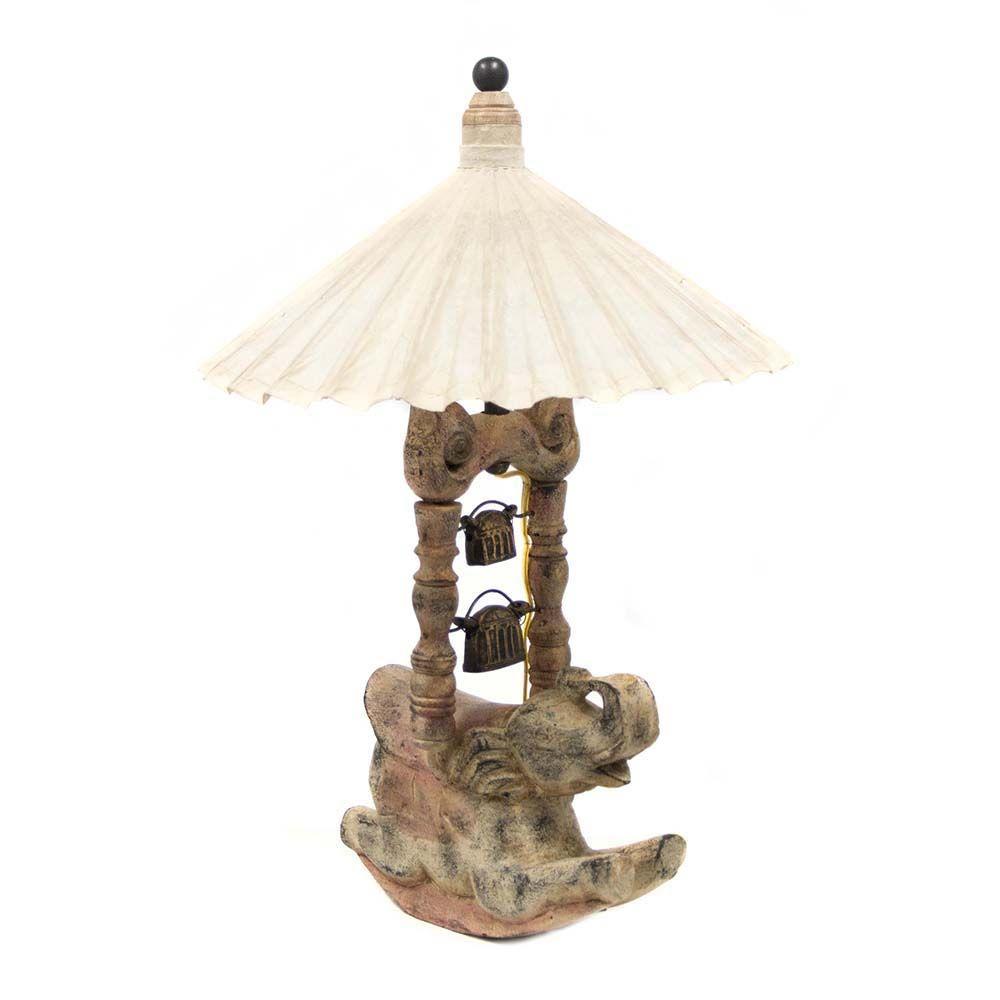 Tyndale Elephant Lamp Elephant Lamp Lamp Elephant