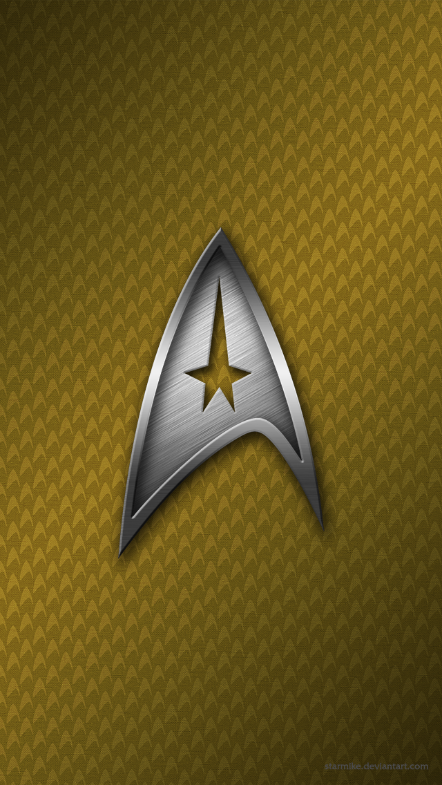 Star Trek Command Wallpaper 640x1136 By Starmike On