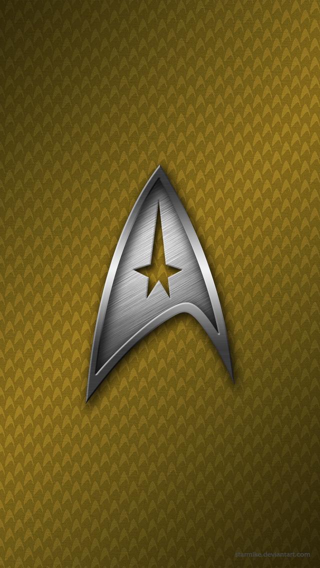 Star Trek Command Wallpaper 640x1136 by starmike on