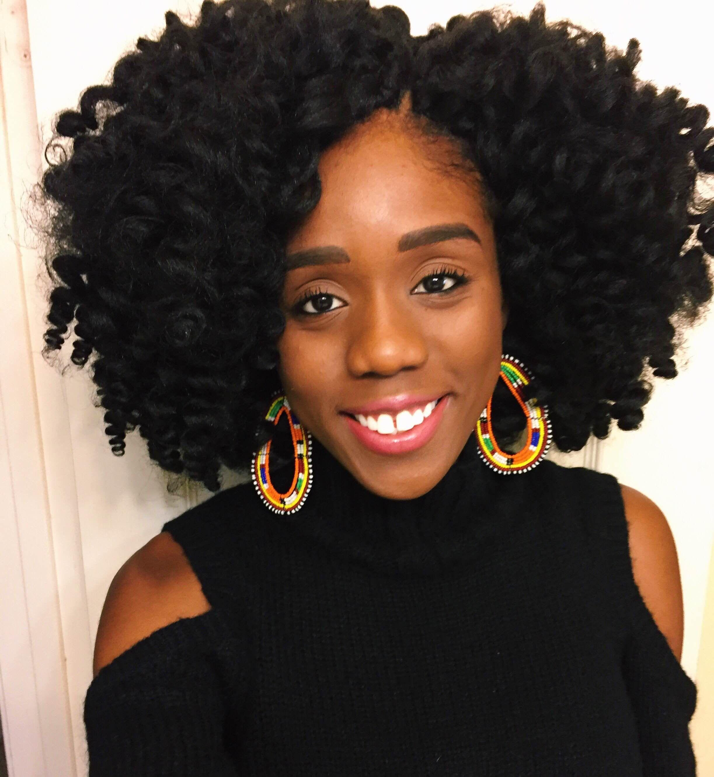 Curly Braiding Hair For Crochet Braids