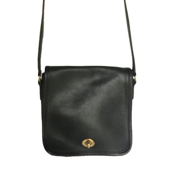 d28f3073cff Vintage Coach Bag Designer Handbags Black Leather Coach Purse Vintage Coach  Bags Coach Handbag Vinta