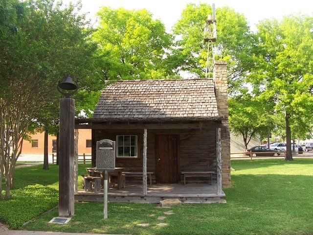 Heritage Park Caster Cabin and Depot Open For Tours July 4