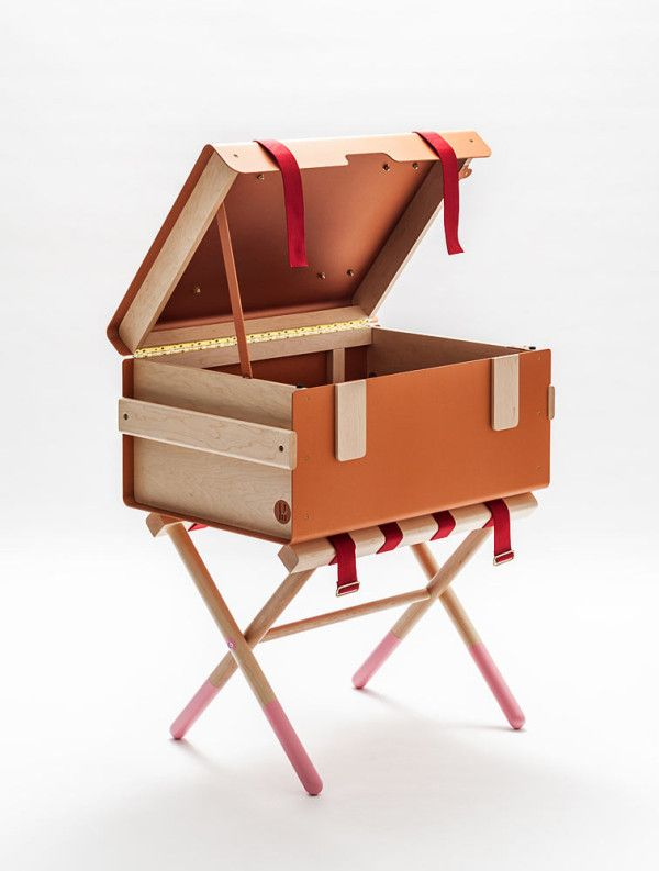 Frederick McSwain and François Chambard: Off The Grid in news events home furnishings  Category