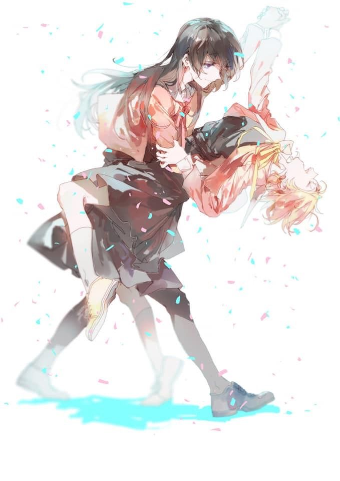 Yagakimi 3 Yuri Anime Anime Girlxgirl Yuri Manga
