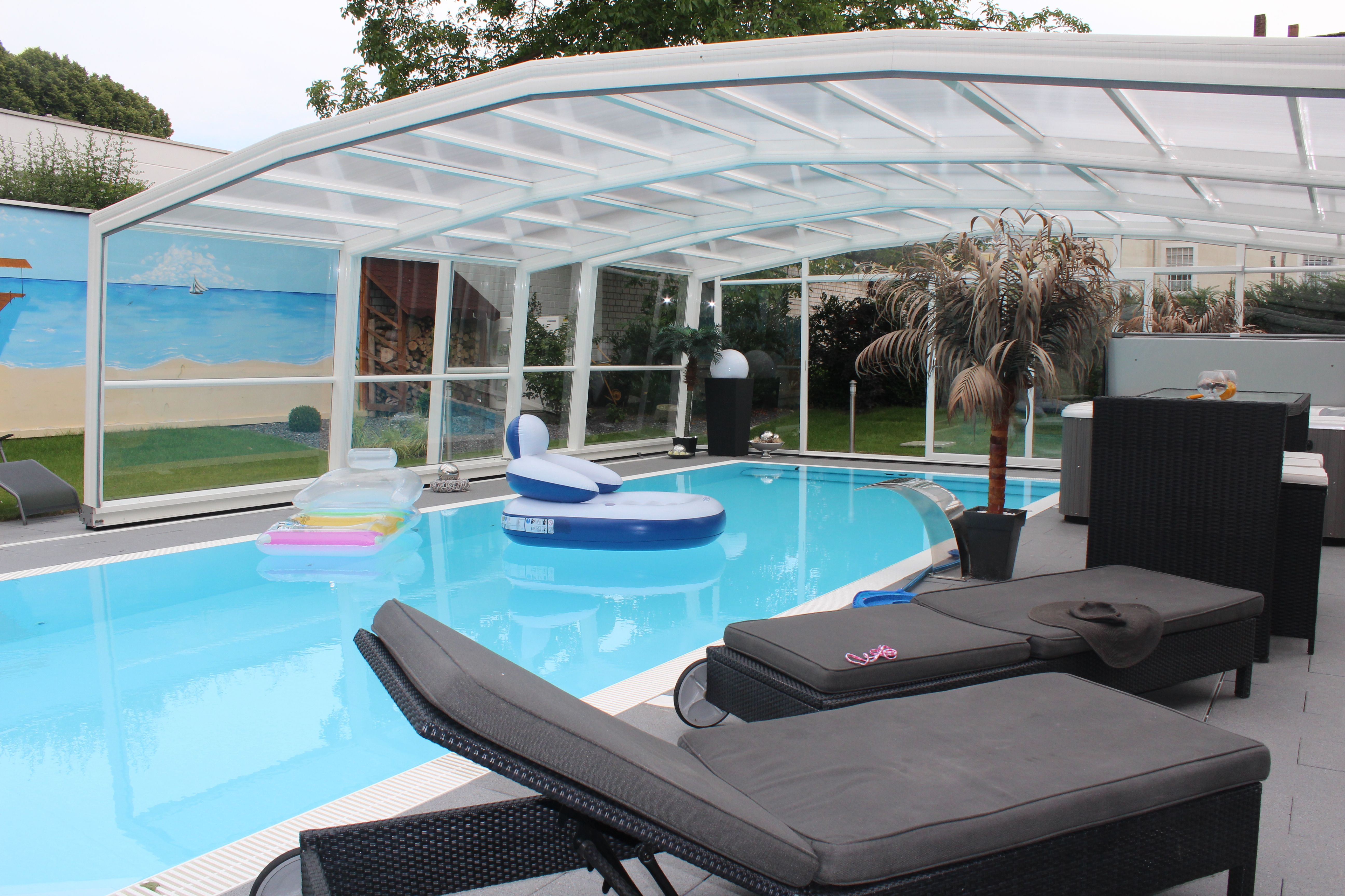 Swimming Pool Enclosures Swim Spas Hot Tubs Swimming Pool