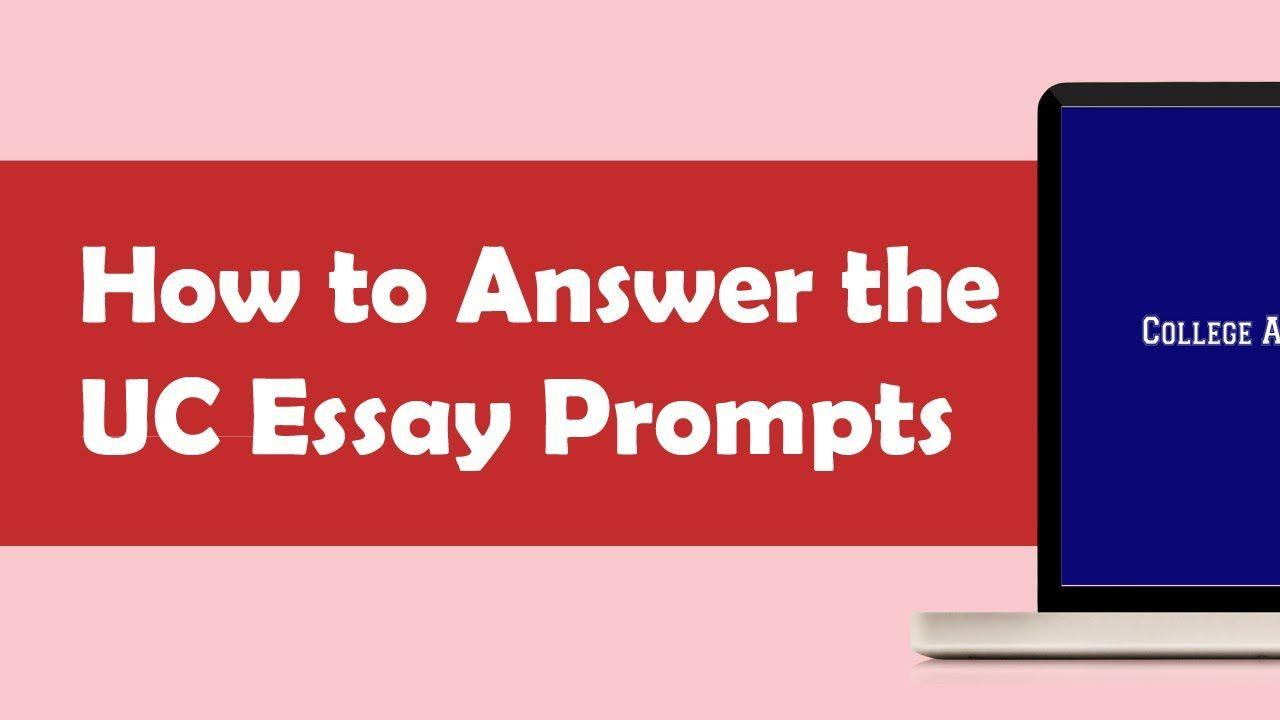Uc college essay help