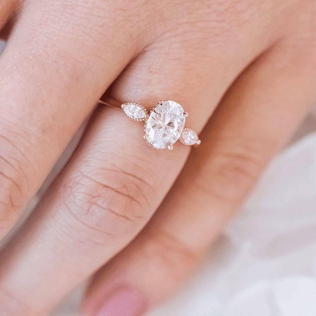 "Laura Preshong Wedding Rings on Instagram ""I just love"