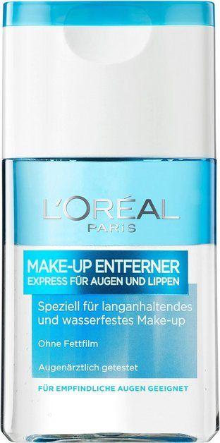 L'ORÉAL PARIS Augen-Make-up-Entferner »Waterproof« | OTTO