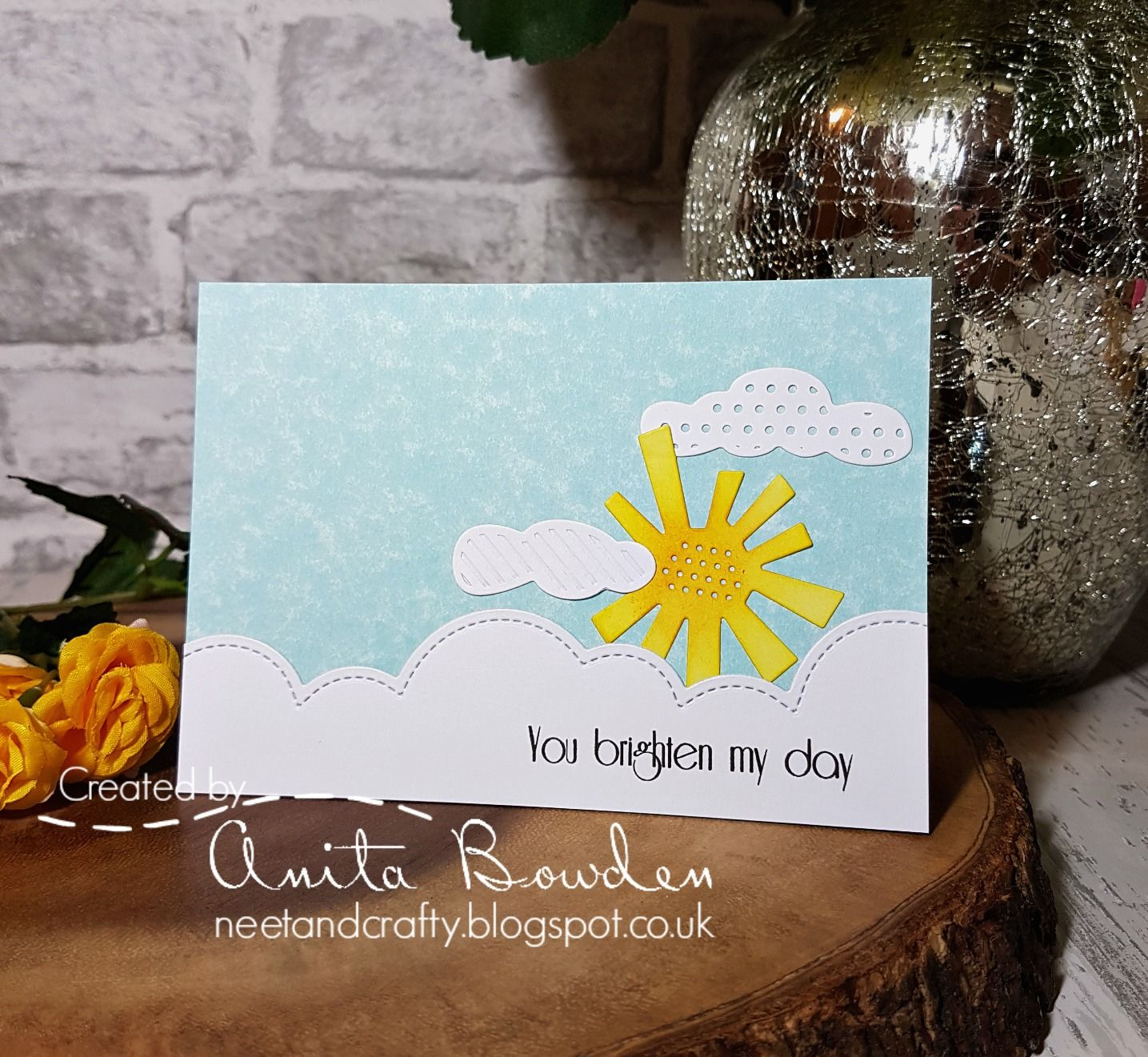 Good morning!   My fellow honeys and I have got together again and have been creating with another crafty bundle. So, once again we bring y...