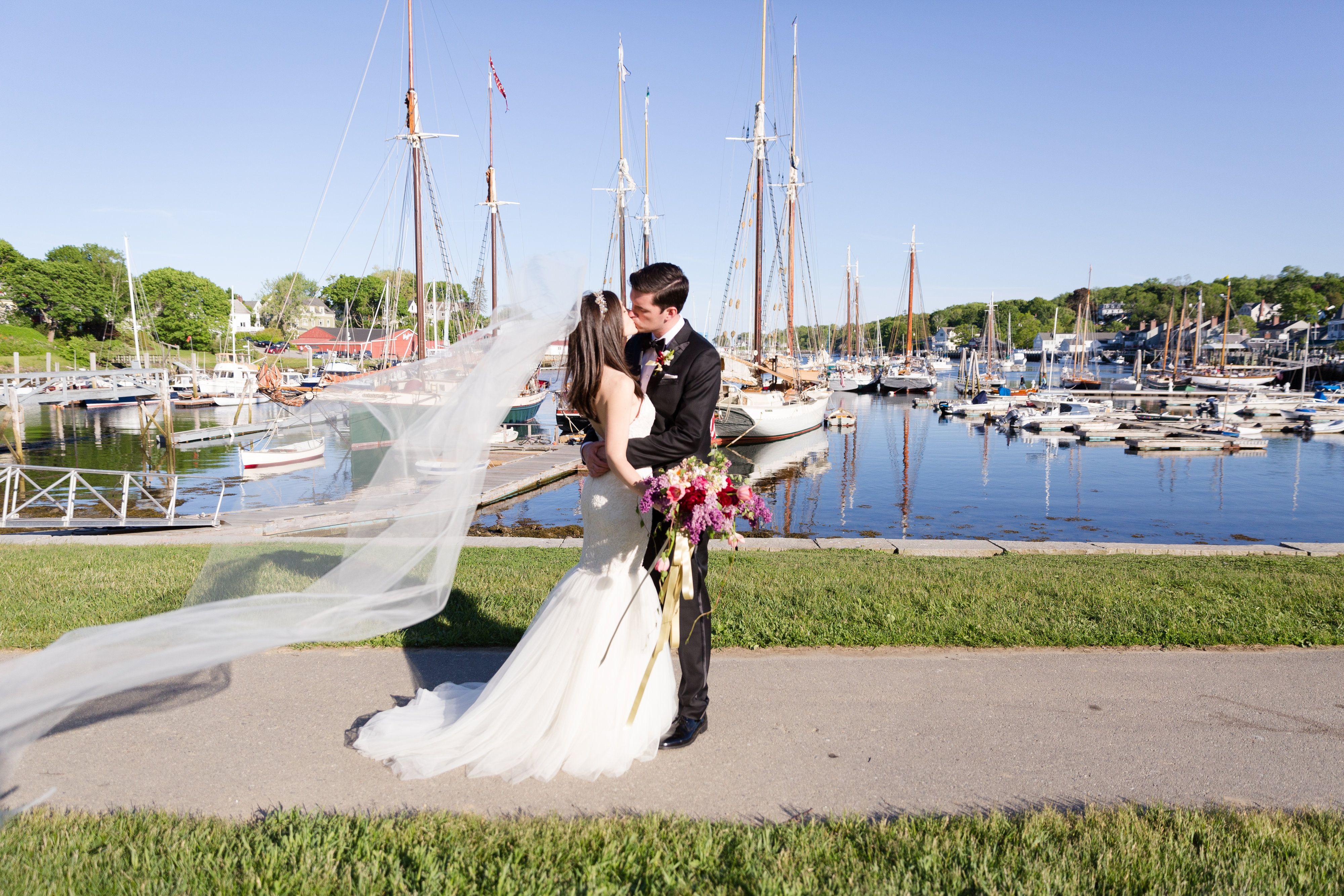 Camden Maine Wedding Kelsey DeWitt Photography