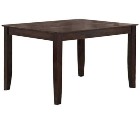 Stanley Espresso Large Wood Dining Table 55downingstreet Com Dining Table Wood Dining Table Table